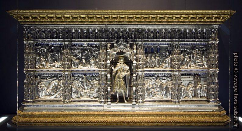 Altare argenteo di San Giovanni. Photo © André M. Winter