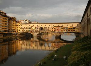 Il Ponte Vecchio di Firenze. Photo © André M. Winter