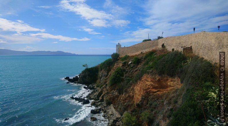 Monte Argentario, Faro di Talamone e Spiaggia libera del Cannone. Photo © André M. Winter