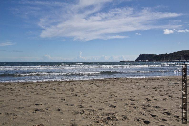 Spiaggia di Feniglia. Photo © André M. Winter