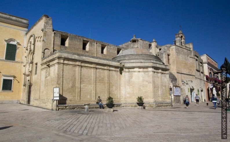 La Chiesa di San Domenico di Matera. Photo © André M. Winter