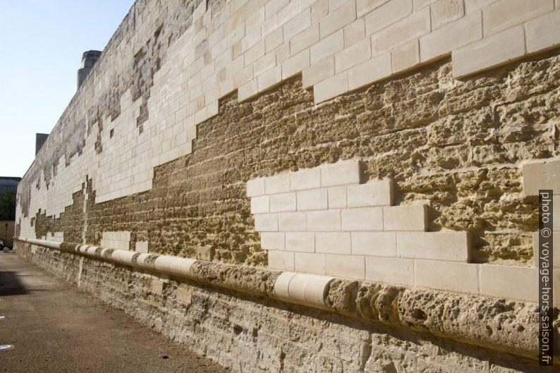 Mura Urbiche di Lecce. Photo © André M. Winter