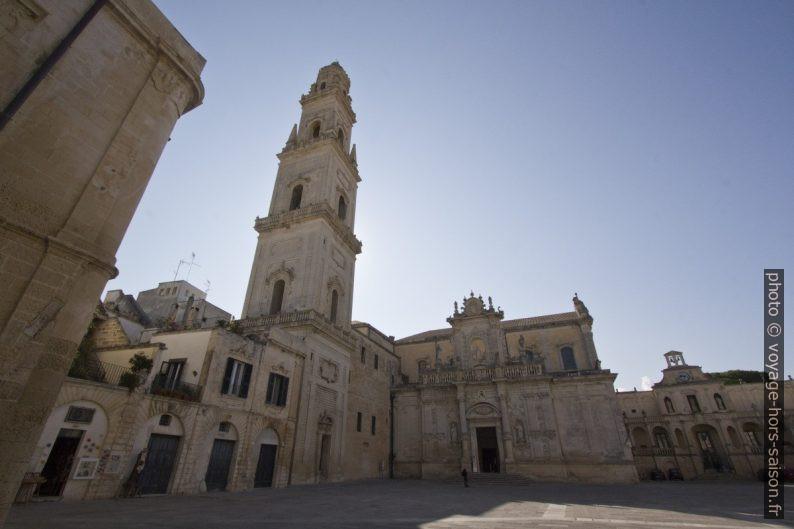 Il Duomo di Lecce. Photo © André M. Winter