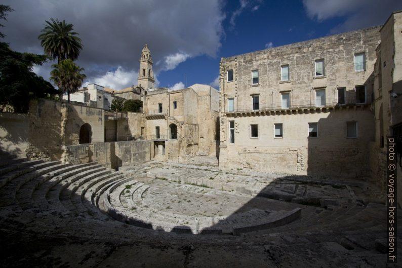 Il Teatro Romano di Lecce. Photo © André M. Winter