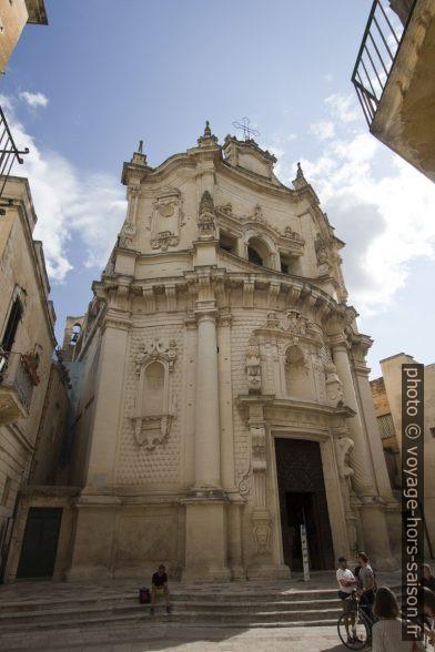 Chiesa di San Matteo di Lecce. Photo © André M. Winter