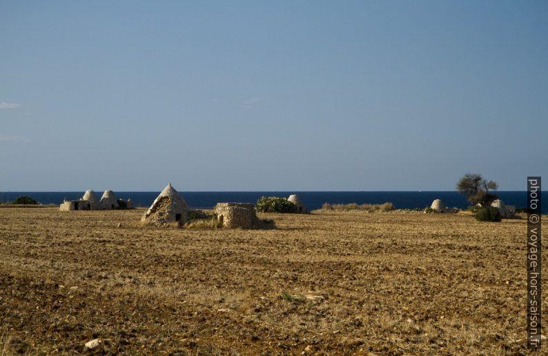 Costa dei trulli ripagnola. Photo © Alex Medwedeff