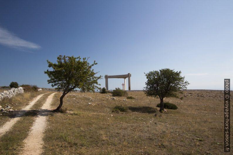 L'autel monumental de San Camillo. Photo © André M. Winter