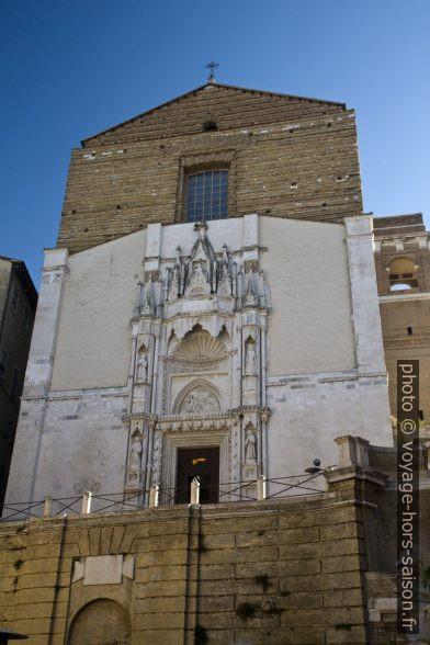 Chiesa San Francesco alle Scale di Ancona. Photo © Alex Medwedeff