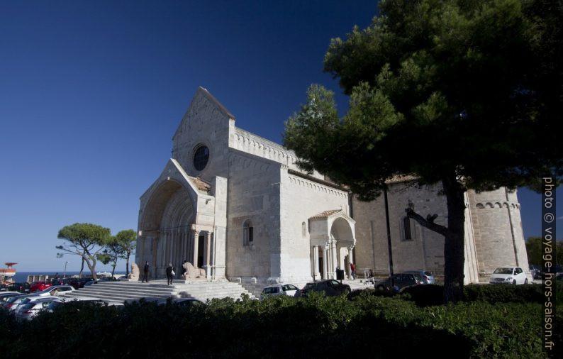 La cathédrale d'Ancône. Photo © André M. Winter