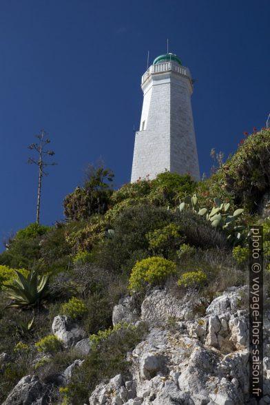 Phare du Cap Ferrat. Photo © Alex Medwedeff