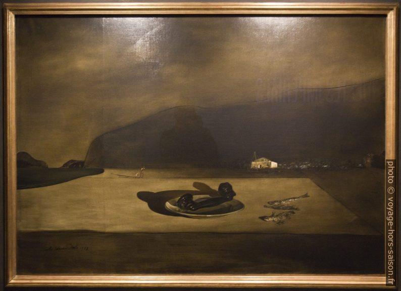 Violettes impériales - Dalí - 1938. Photo © André M. Winter
