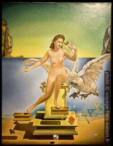 Léda Atomique - Dalí - 1949. Photo © André M. Winter