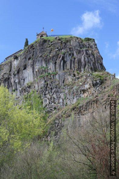 Orgues de basalte de Castellfollit de la Roca. Photo © Alex Medwedeff