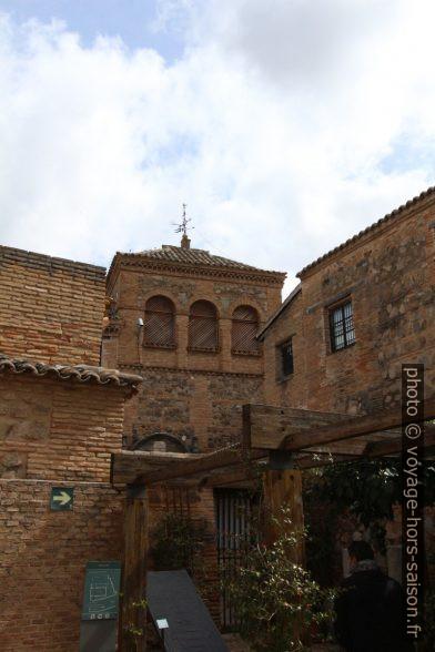 Immeubles de la juderia de Tolède autour des synagogues. Photo © André M. Winter