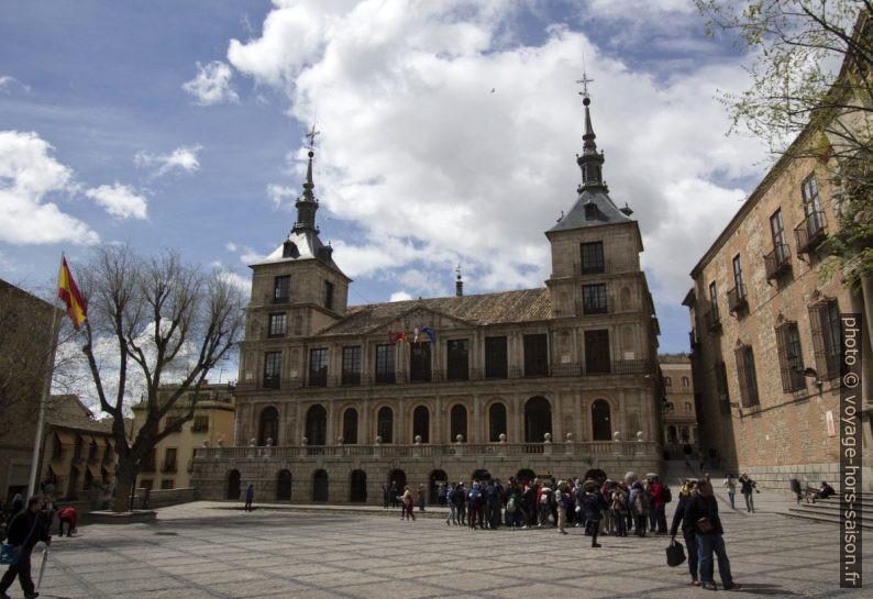 Ayuntamiento de Toledo. Photo © André M. Winter