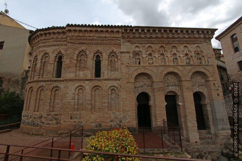 Abside mudéjar et Mosquée omeyyade Bab al-Mardum. Photo © André M. Winter