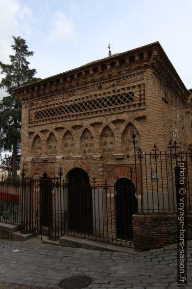 Face ouest de la Mosquée Bab al-Mardum. Photo © André M. Winter