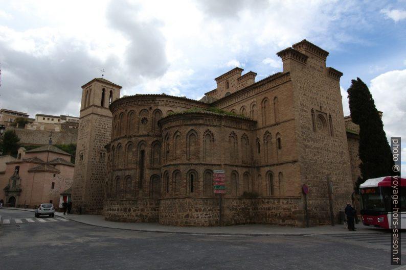 Église Santiago del Arrabal de Tolède. Photo © André M. Winter