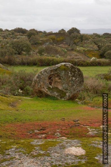 Pays granitique des Barruecos. Photo © Alex Medwedeff