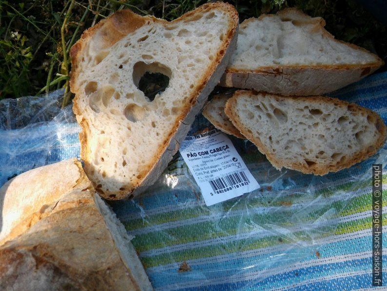 Pão com cabeça. Photo © André M. Winter