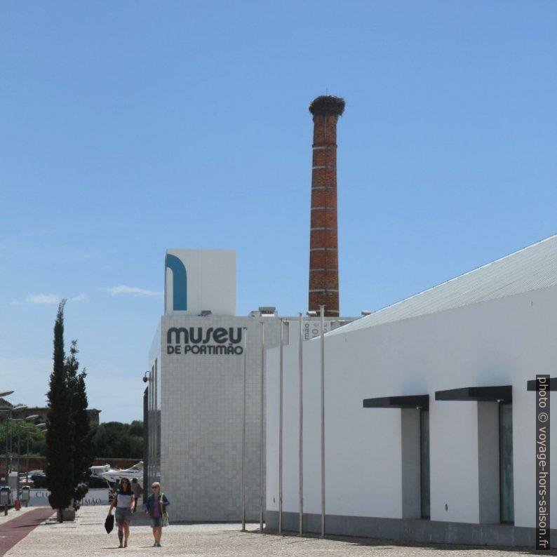 Museo de Portimão. Photo © Alex Medwedeff