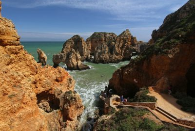 Cirque du Pontão da Ponta da Piedade. Photo © André M. Winter