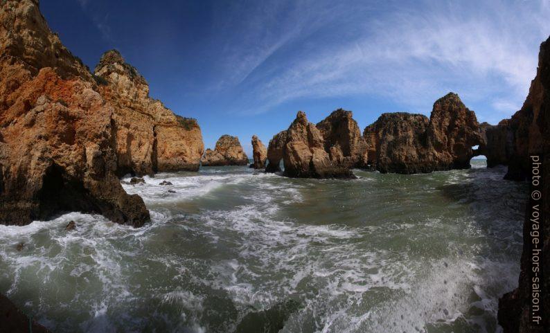 Pontão da Ponta da Piedade. Photo © André M. Winter