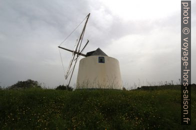 Moulin d'Odeceixe. Photo © André M. Winter