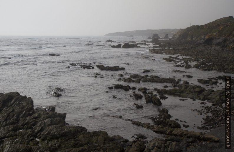 Baie pleine de rochers. Photo © Alex Medwedeff