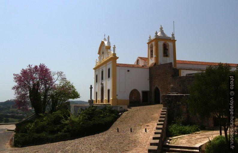 Igreja Matriz de Santiago do Cacém. Photo © André M. Winter