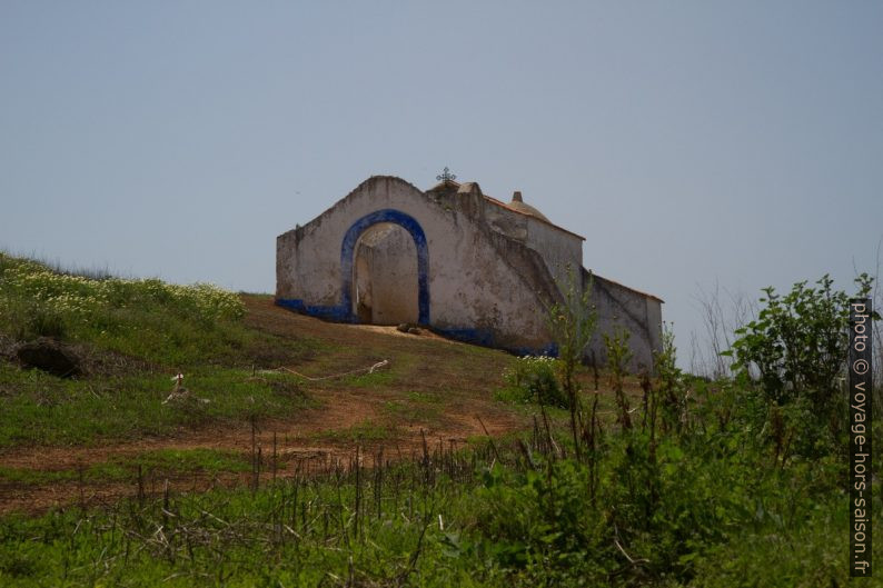 Ruine de la Igreja São Pedro. Photo © Alex Medwedeff