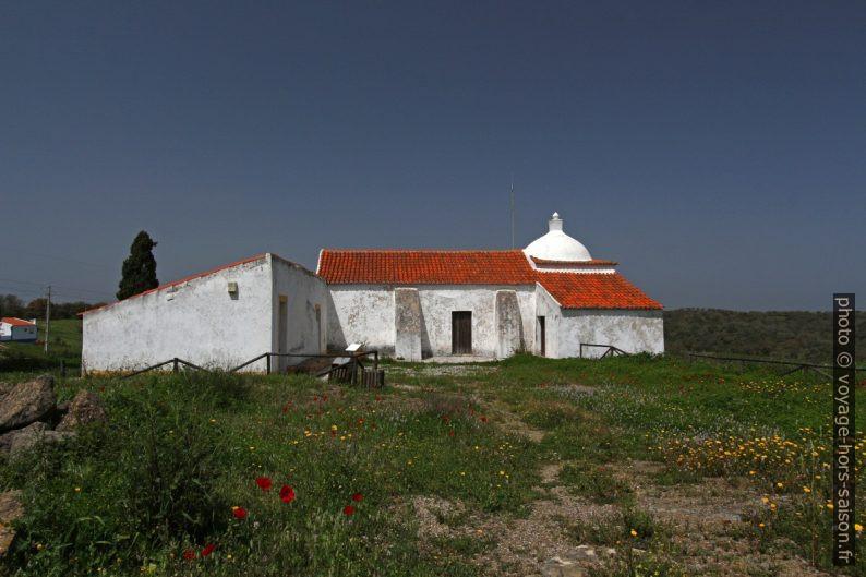Capela de São Brás. Photo © André M. Winter