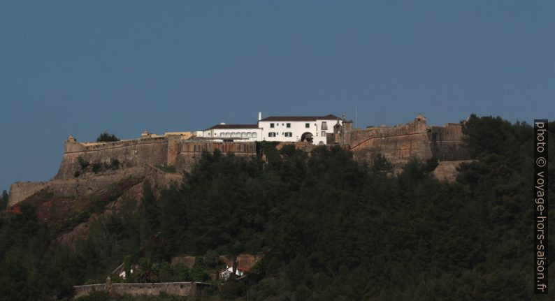 Castelo de São Filipe. Photo © André M. Winter