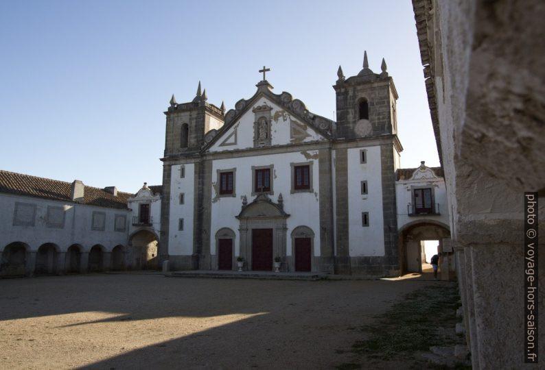 Igreja de Nossa Senhora do Cabo. Photo © André M. Winter