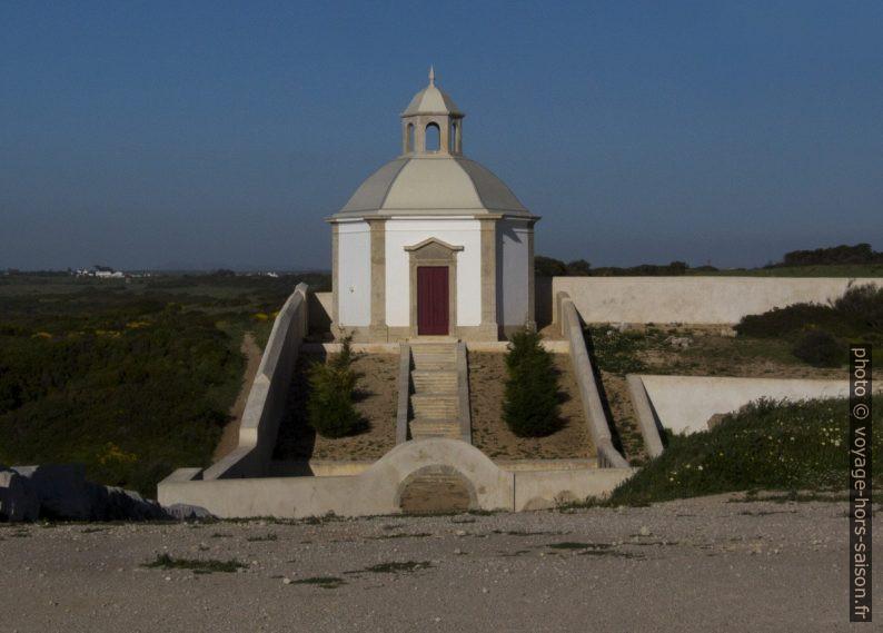 Casa da Água no Cabo Espichel. Photo © André M. Winter