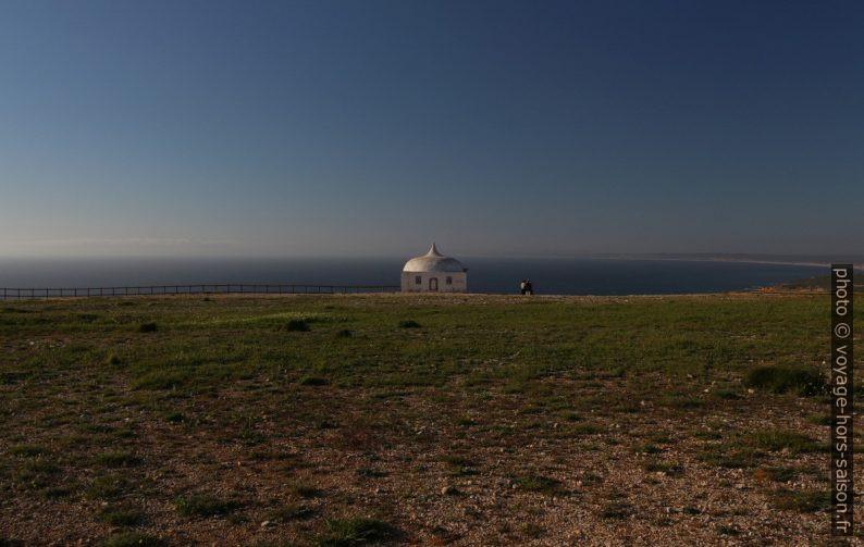 Ermida da Memória no Cabo Espichel. Photo © André M. Winter
