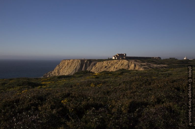 Santuário de Nossa Senhora da Pedra Mua vu du phare. Photo © André M. Winter