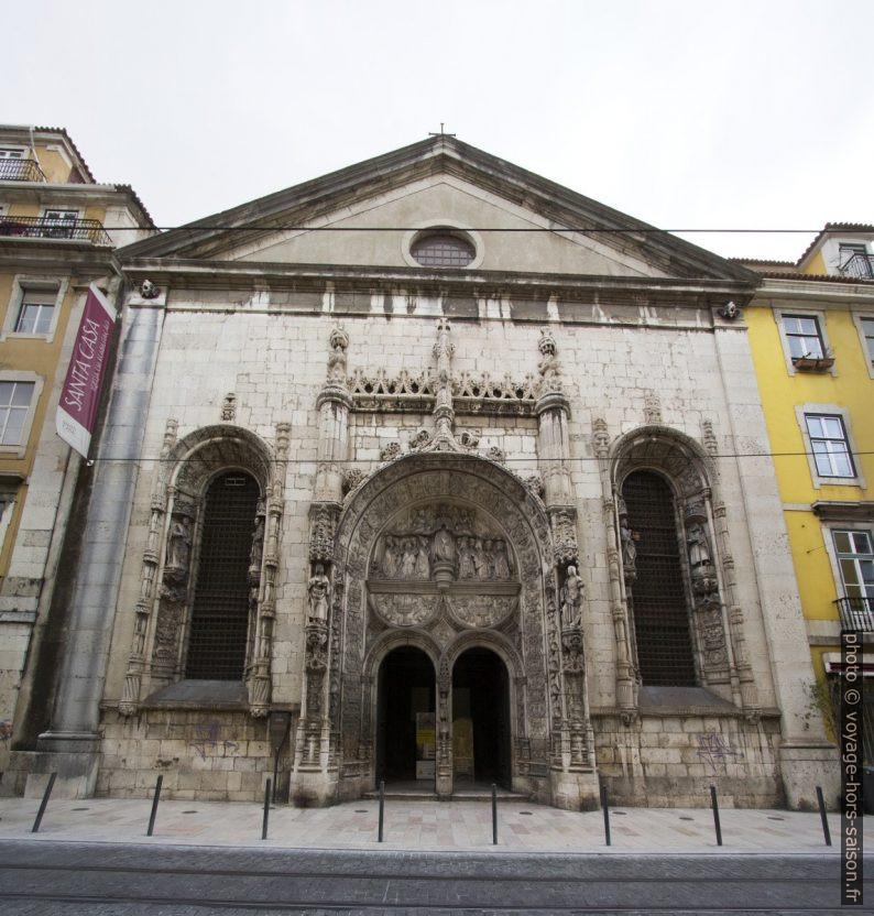 Igreja da Nossa Senhora da Conceição Velha. Photo © André M. Winter