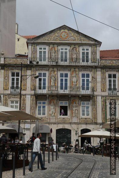 Casa do Ferreira das Tabuletas. Photo © Alex Medwedeff