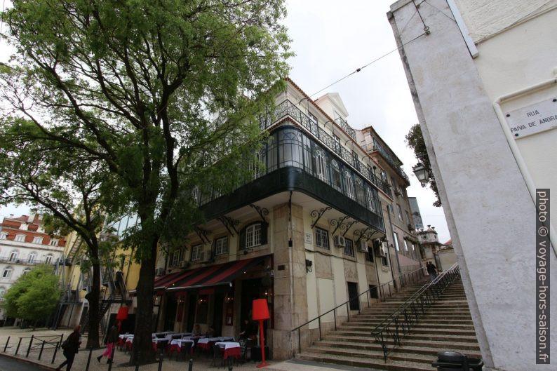Café No Chiado. Photo © André M. Winter