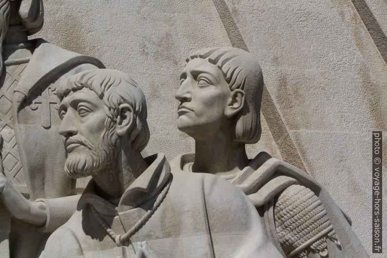 São Francisco Xavier et Cristóvão da Gama. Photo © André M. Winter