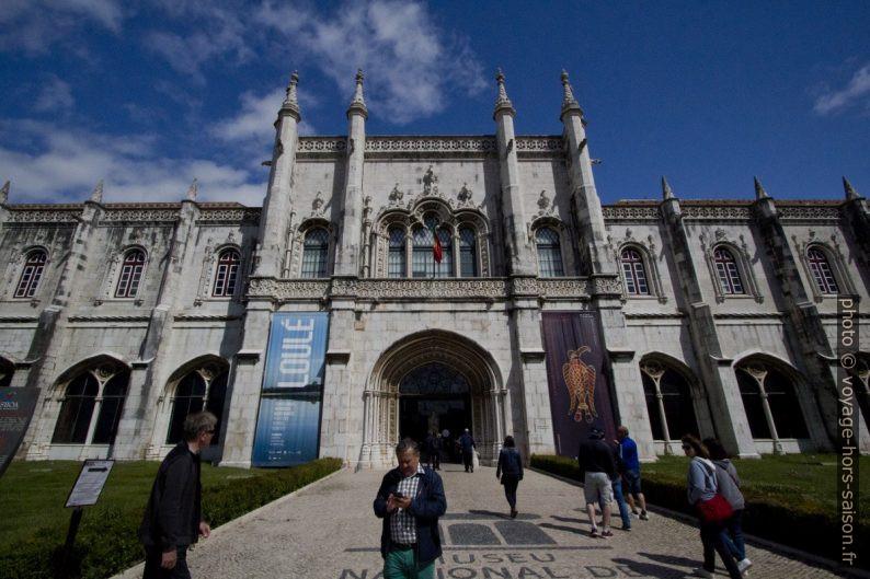 Museu Nacional de Arqueologia dans le Monastère des Hiéronymites. Photo © André M. Winter