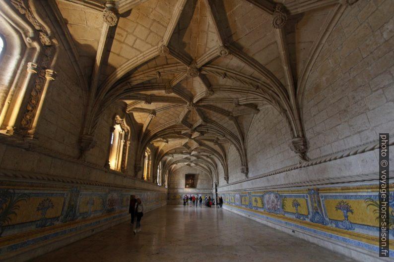 Refeitório do Mosteiro dos Jerónimos. Photo © André M. Winter