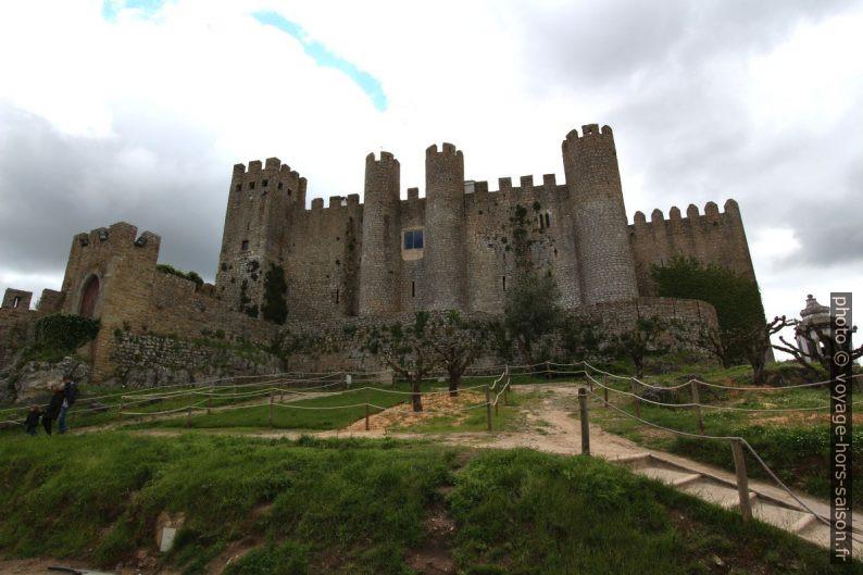 Château de Óbidos. Photo © André M. Winter