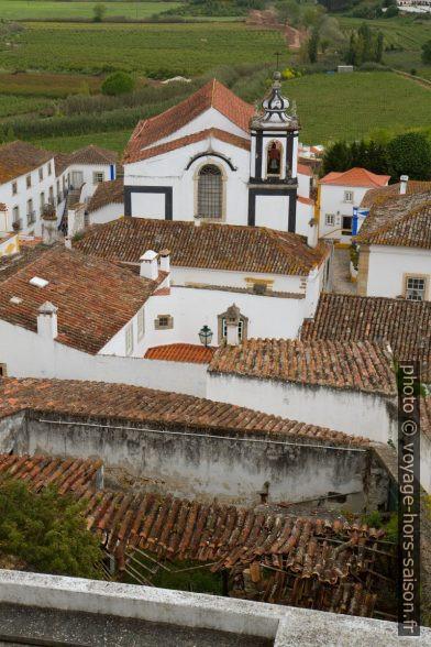 Capela de São Martinho à Óbidos. Photo © Alex Medwedeff