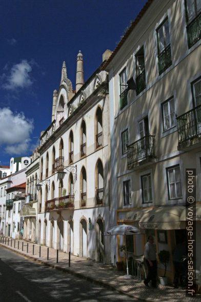 Maison d'Art Nouveau portugais. Photo © André M. Winter