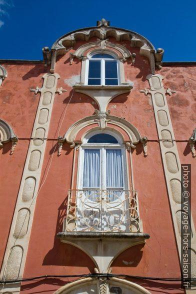 Maison d'Art Nouveau. Photo © Alex Medwedeff