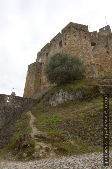 La forteresse du temple de Tomar. Photo © Alex Medwedeff
