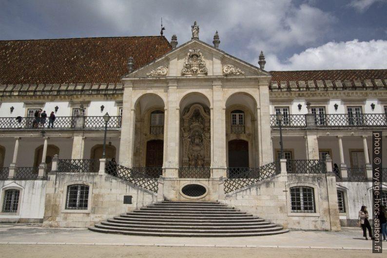 Via Latina de l'Université de Coimbra. Photo © André M. Winter