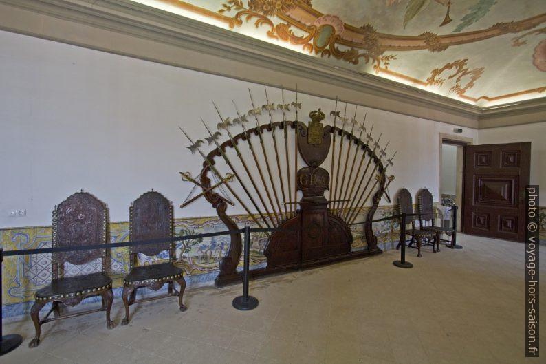 Sala dos Archeiros. Photo © André M. Winter